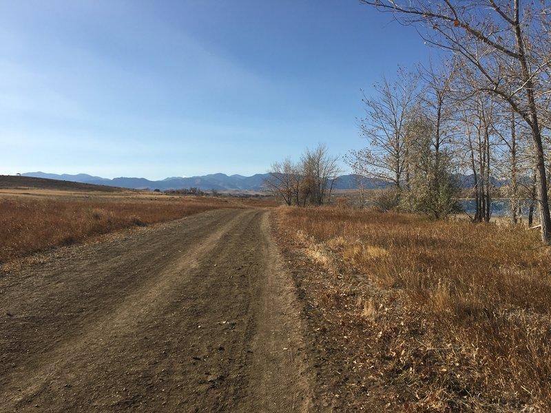 South Stanley Lake Trail