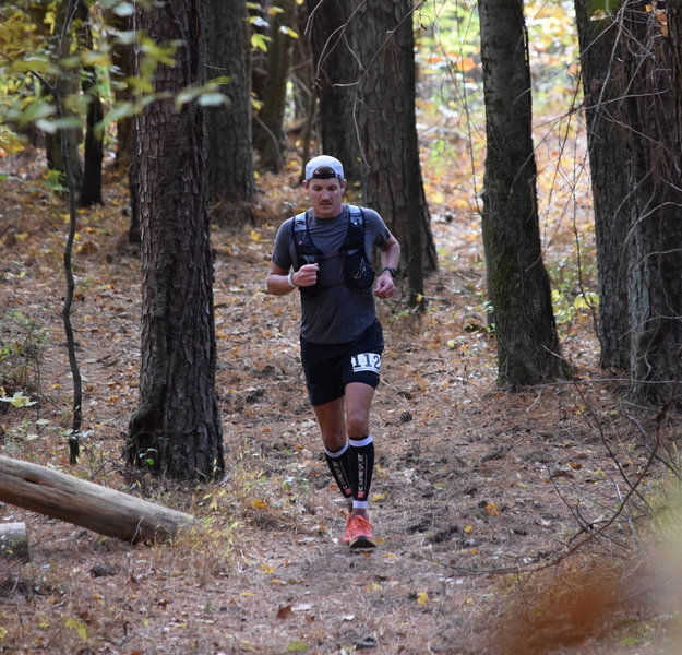Running the Highland Rim section of Natchez Trace Scenic Trail