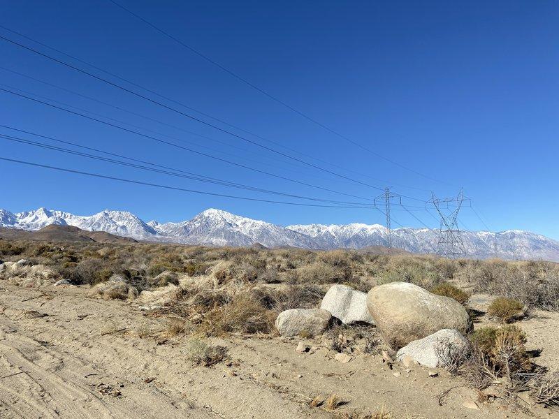 Great mountain viewz