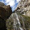 Cascada Cala de Caballo (Horse's Tail Falls).