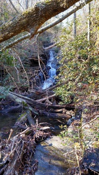 Upper Mill Creek Falls.
