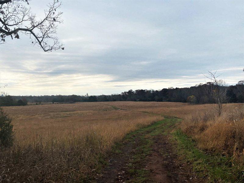 Unmarked Farm Road