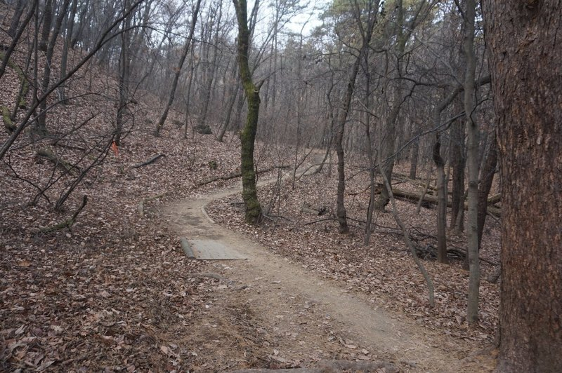 Seoul Trail at Dulle Forest