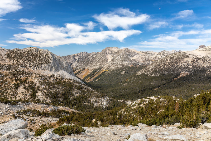Mono Creek Valley