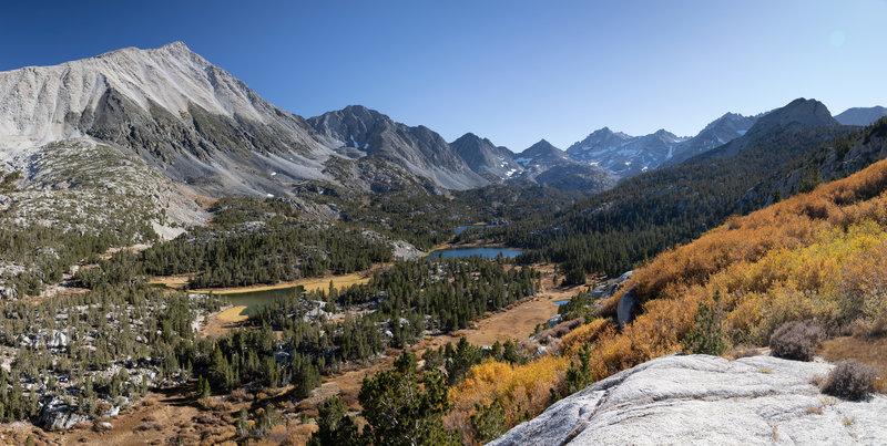 Upper Little Lakes Valley