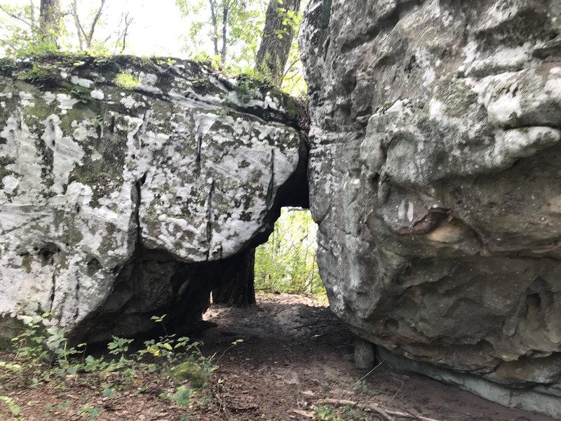 Brady Mountain Arch