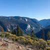 Yosemite Valley and Fireplace Bluffs