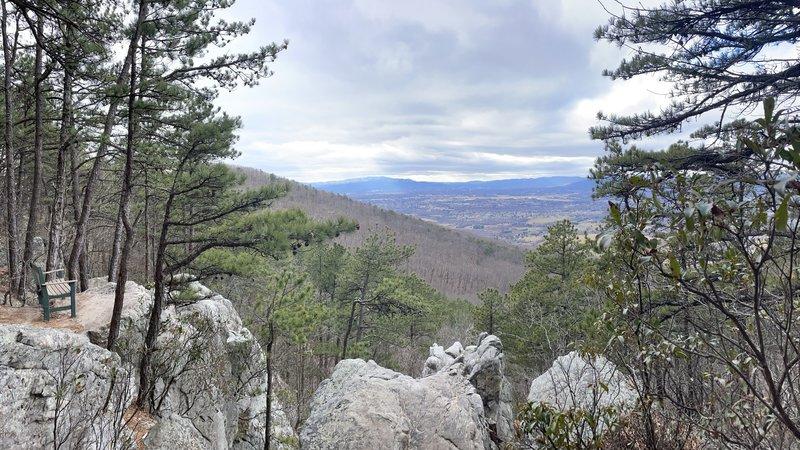 Buzzard's Rock