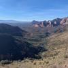 View from Schnebley Vista