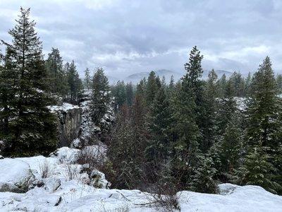 Hiking Trails Near Q Emiln Park Post Falls Community Forest
