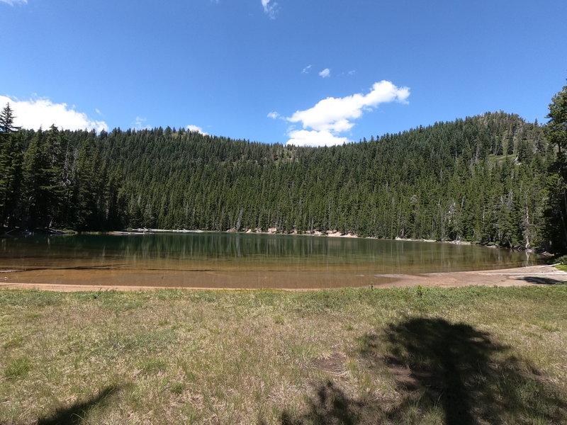 Saddle Lake