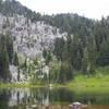 Fox Creek Lake.