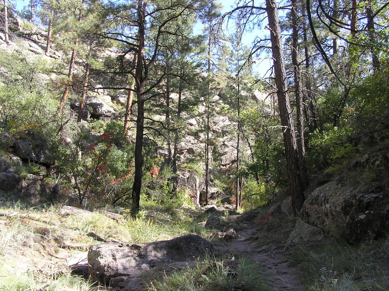 Lummis Canyon