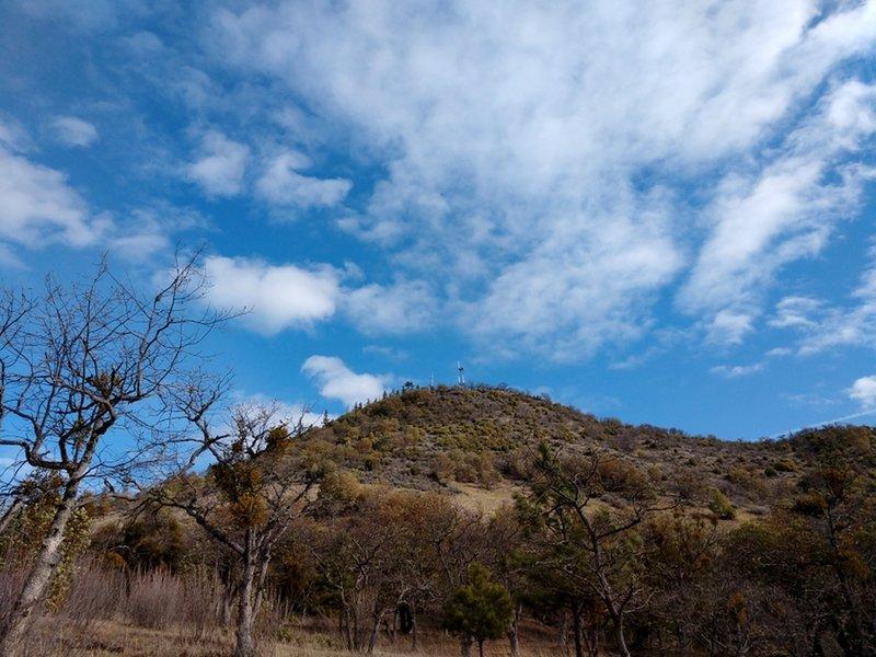 Roxy Ann Peak from the ADA Trail