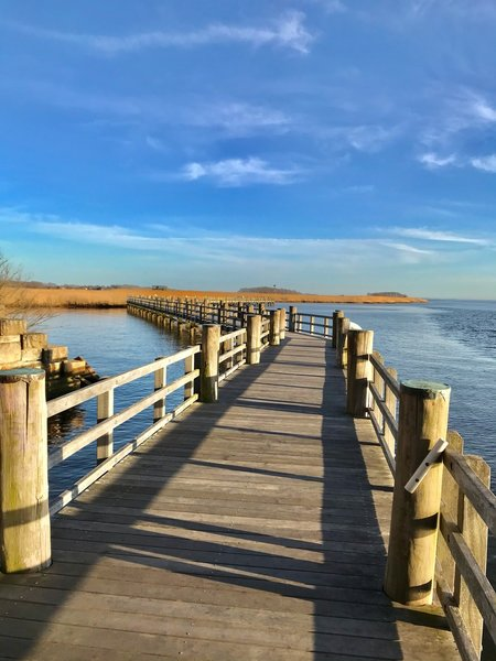 Ferry Landing Boardwalk