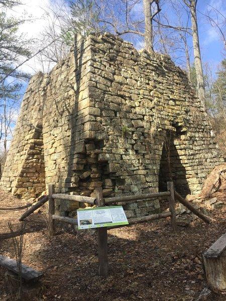 Old Iron Furnace
