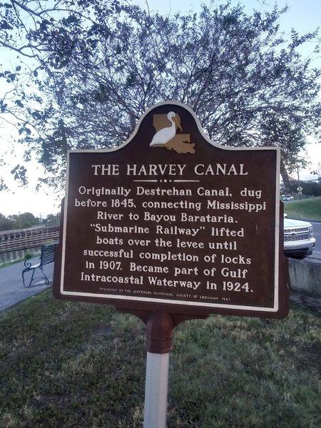 Harvey Canal