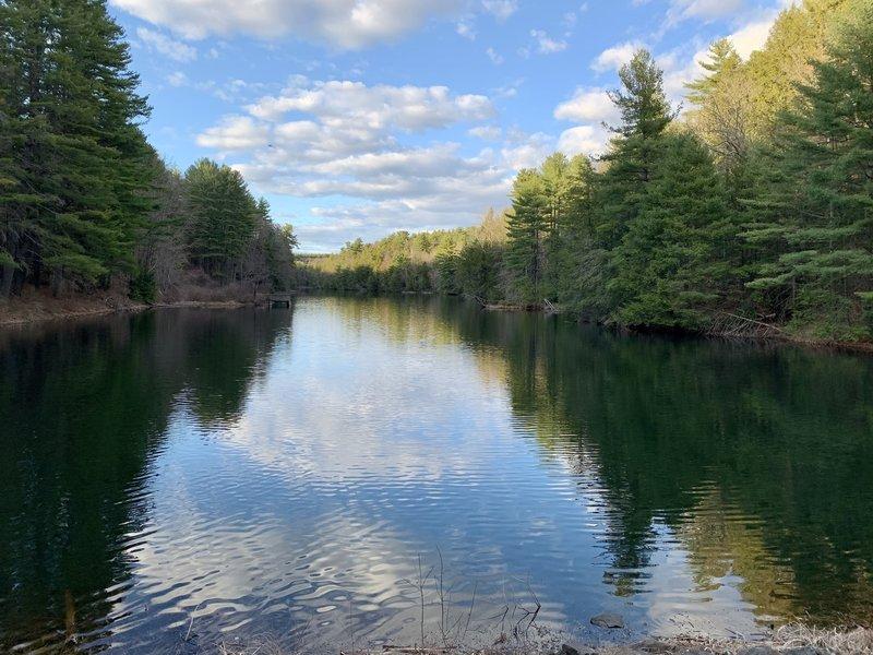 Main reservoir