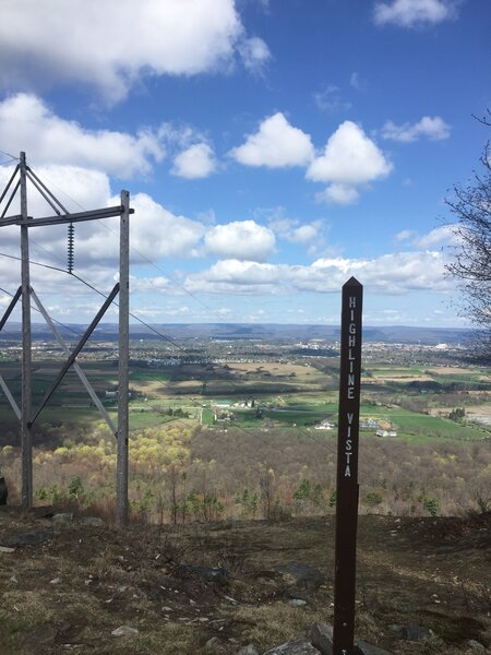 Highline vista