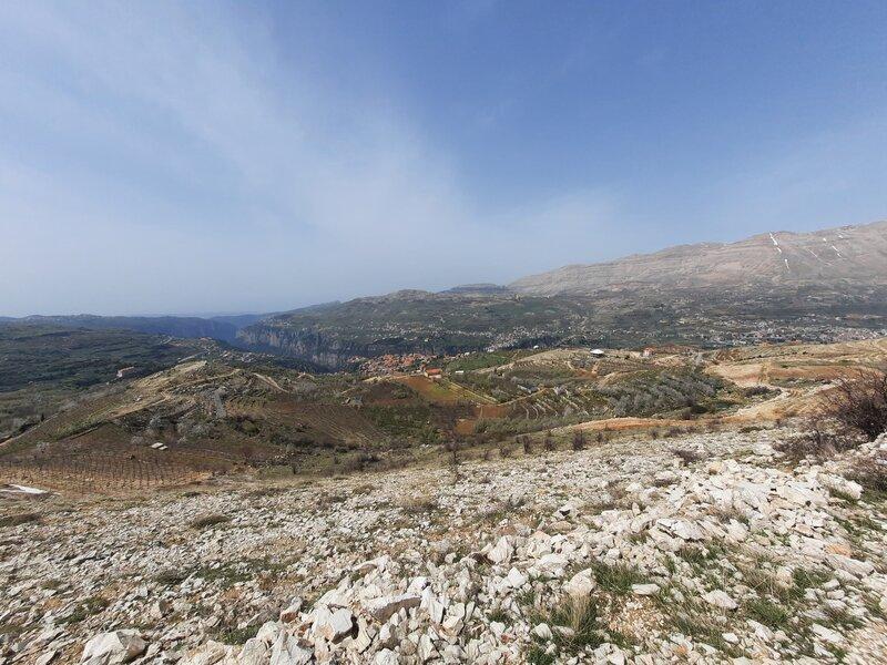 A look at Wadi Qannoubine