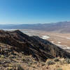 The southern part of Death Valley from the top of the Amargosa Range.