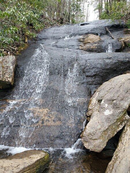 Greybeard Falls