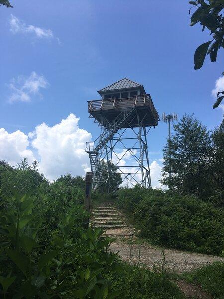 Rich Mountain Fire Tower