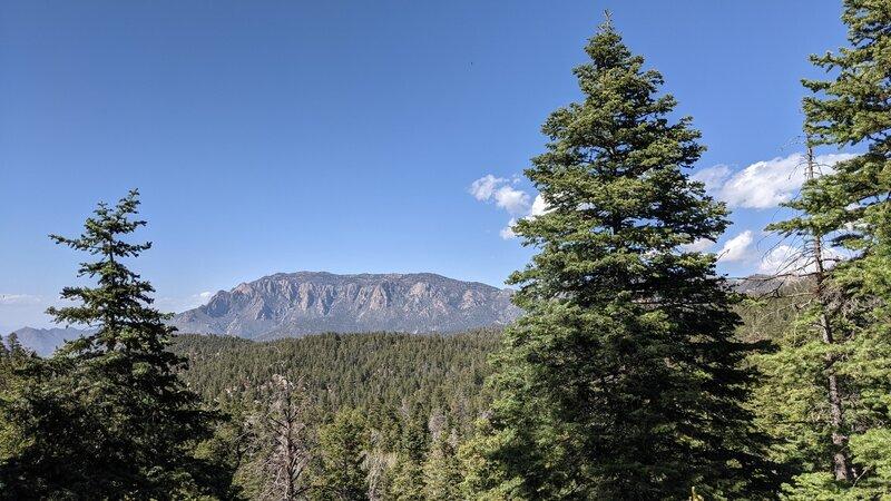 Near Three Guns Trail