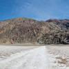 Amargosa Range east of Badwater