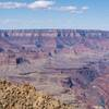 Looking down the Grand Canyon from Navajo Point.