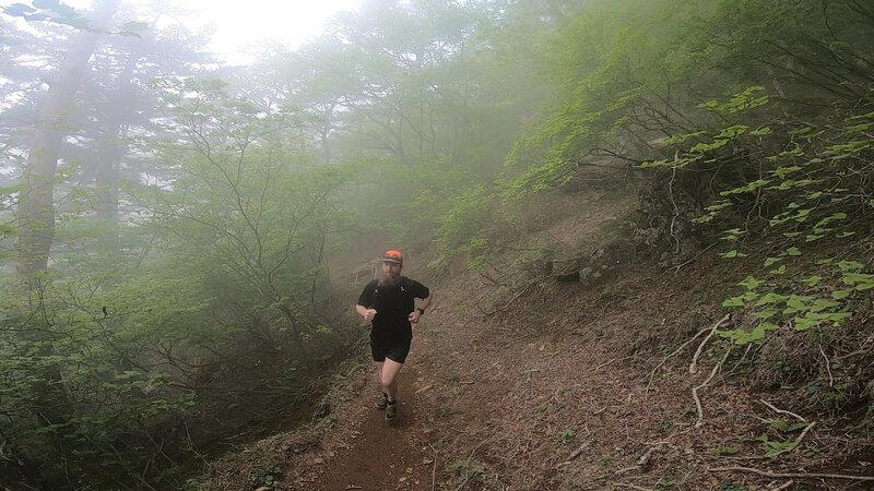 Running in the fog