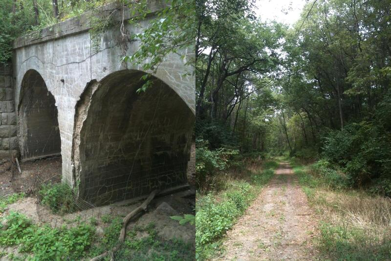 Arches Rail Trail