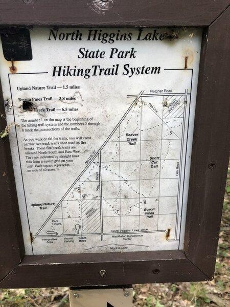 North Higgins Lake State Park