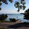 Boat launch at Lake Ontario Park