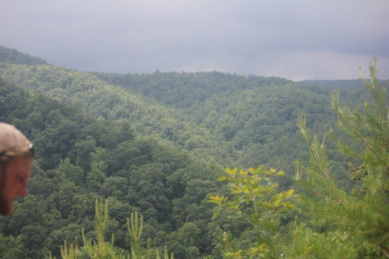 Chestnut Knob Trail
