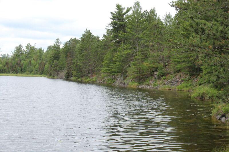 Blackstone Lake