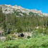 Center Mtn. from Buckeye Pass Trail