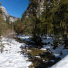 Merced River from Happy Isles