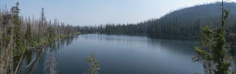 Fly Lake Pan