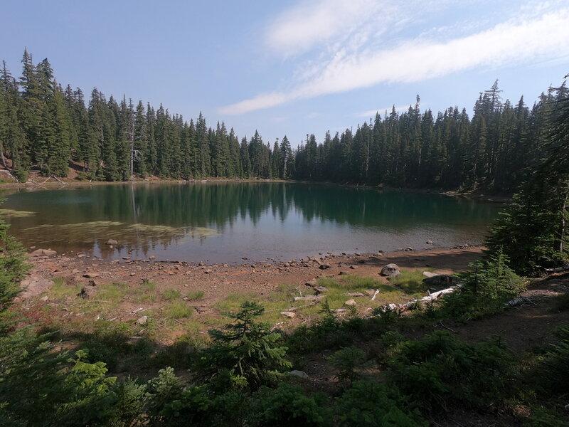 Shirley Lake.