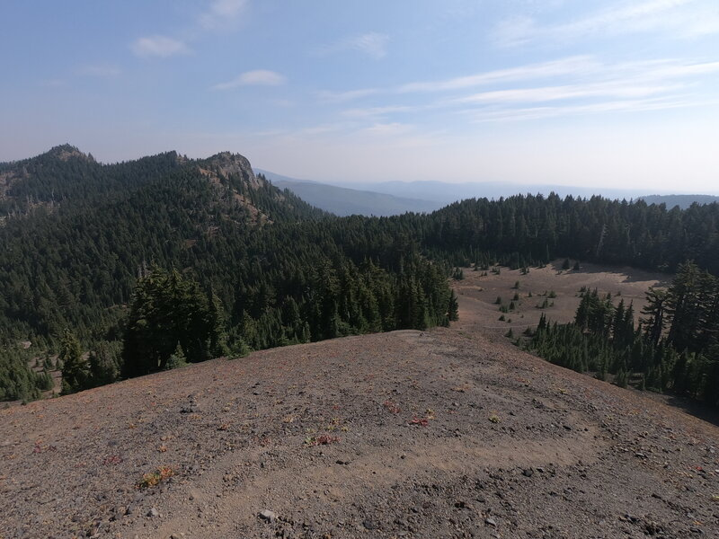 View from South Cinder Peak.
