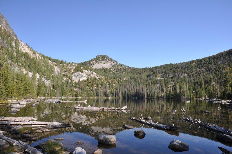 Four Point Lake.