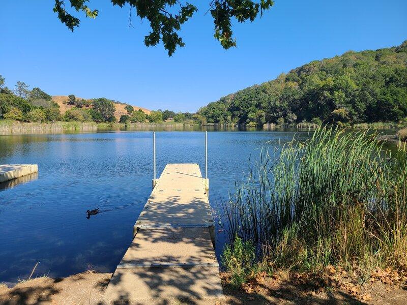 Boronda Lake.