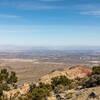 Las Vegas from Turtlehead Peak.