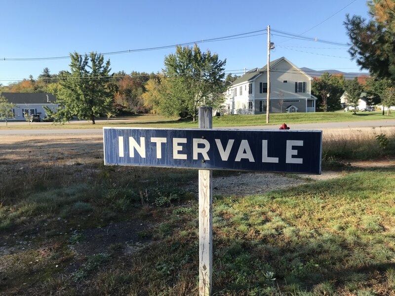 Intervale, NH.