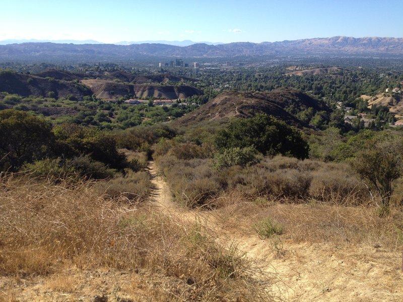 Serrania Ridge Trail