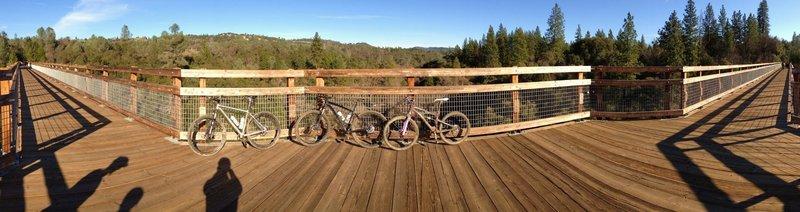 Weber Creek panoramic pic