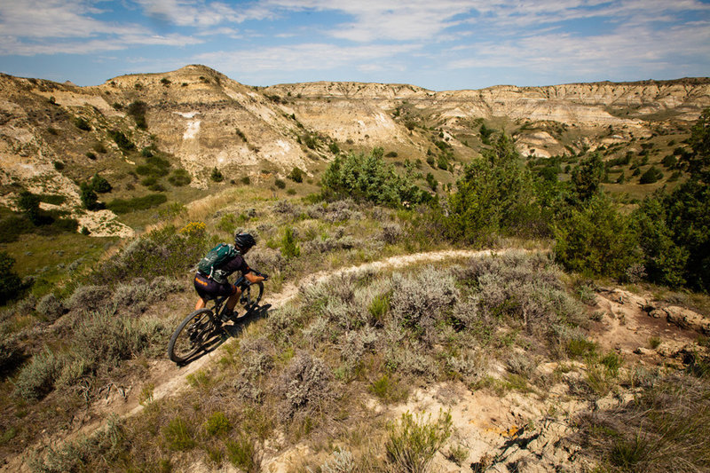 The views never cease to amaze even on a hard day like the one from Wannagan to Elkhorn.