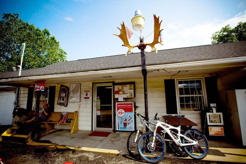 A stop in Deerfield for post-ride refreshments will be very welcome before finishing the Southern Traverse.