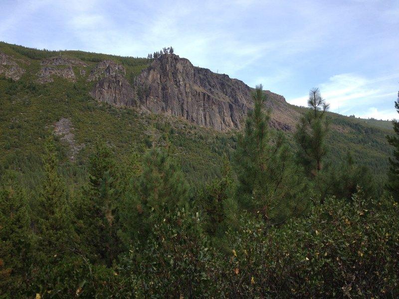 Views from Tumalo Creek